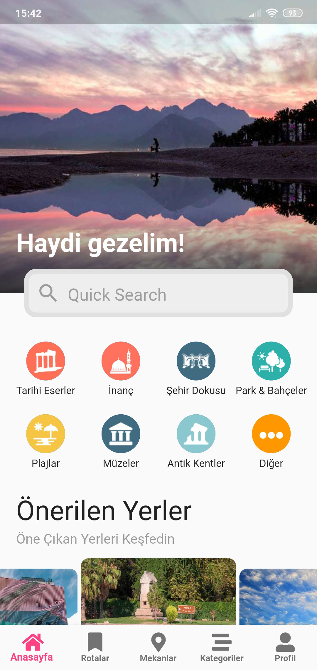 Mobile App Preview – 2